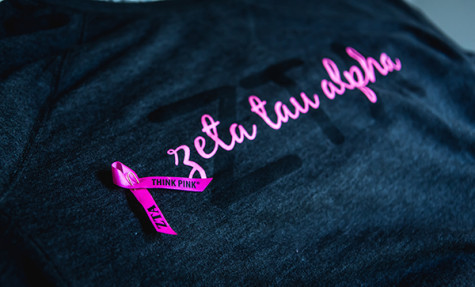 Seeing pink during Breast Cancer Awareness Month