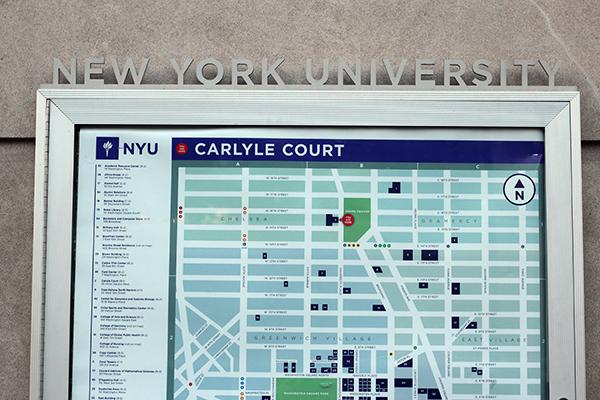 The University has pushed back their plans for the Carlyle Tower 1 renovations.