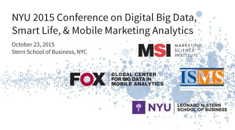 Stern hosts annual Big Data Conference