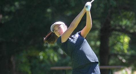 Women's golf ends season strong