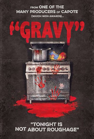 Cannibals gorge themselves in 'Gravy'