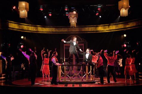 'Grand Hotel' showcases student actors