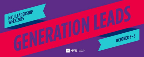 NYU kicks off first Leadership Week