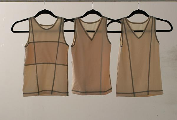 Artist Peregrine Hogin worked with designers to develop a new line of gender neutral undergarments.