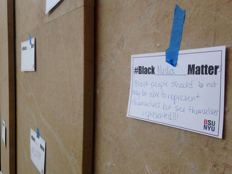 [PHOTOS] Students work to raise awareness of black culture