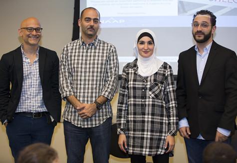Islamic Center focuses on Syrian refugee crisis