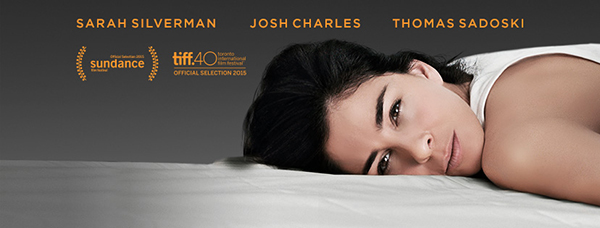 Sarah Silverman moves from comedy to drama in