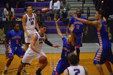 Basketball brings in first victories of season