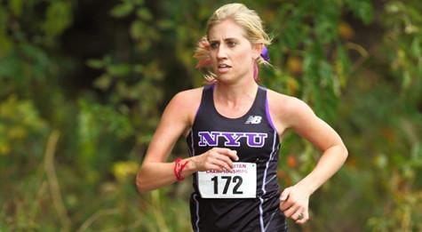 Corsaro represents NYU at NCAAs