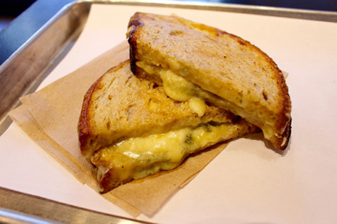 Top five grilled cheeses in New York