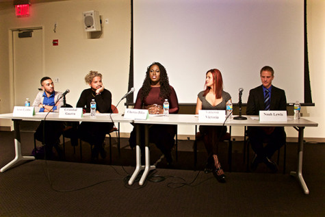 Panelists talk state-sanctioned violence against trans individuals