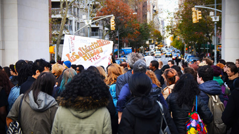 Mizzou protests find support at NYU