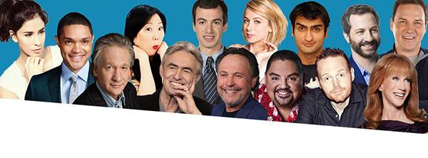 The stars of the 2015 New York Comedy Festival are ready to make you laugh out loud.
