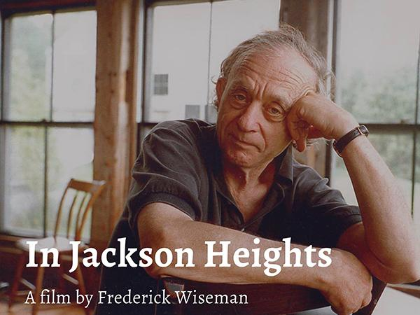"Frederick Wiseman's latest film, ""In Jackson Heights,"" explores the diversity of the Queens neighborhood."