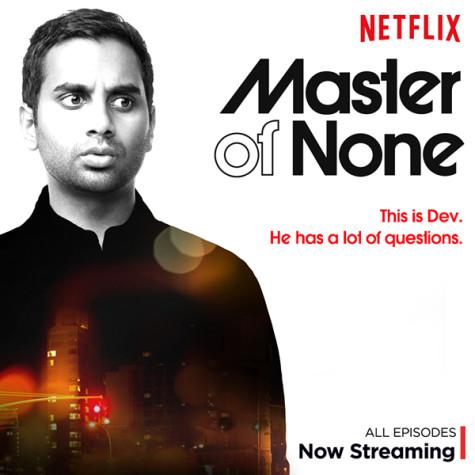 Ansari 'Master' of  sitcom in Netflix show