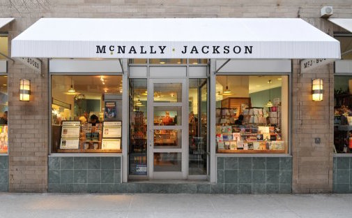 The McNally Jackson Books is one of the many bookstores hosting open mic nights this winter.