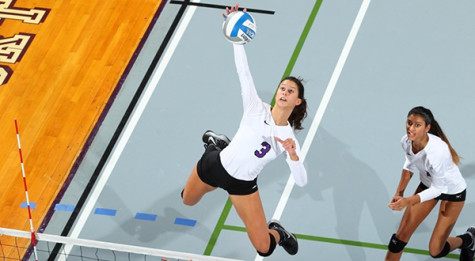 Women's volleyball on track, heading to UAAs
