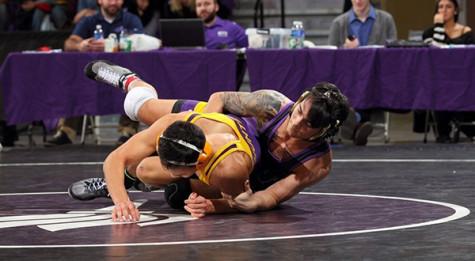 Wrestlers solid in season opener