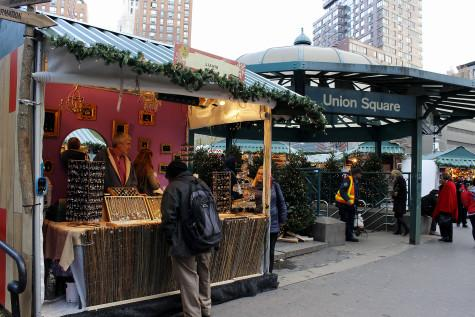 Five fashionable spots to gift shop at the holiday market