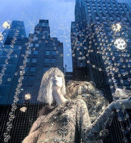 Top 5 holiday window displays in NYC