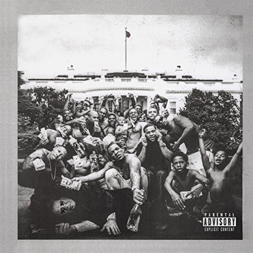 Kendrick Lamar's album, To Pimp A Butterfly, has been nominated for 11 Grammys.