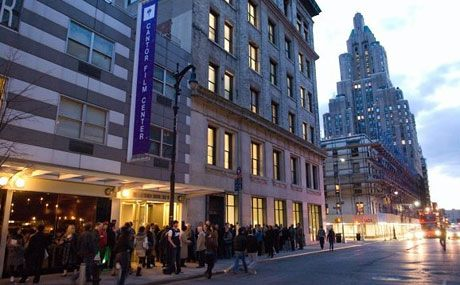 Tisch Gets $10 million Donation for Performance Space