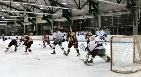 Hockey Wins in Dramatic Fashion on Friday, Follows With Blowout Sunday