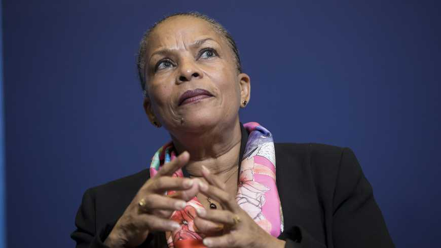 Former French Justice Minister, Christiane Taubira, spoke to NYU students about equality and justice on Friday.