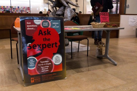 Ask the Sexpert, Don't Be Shy