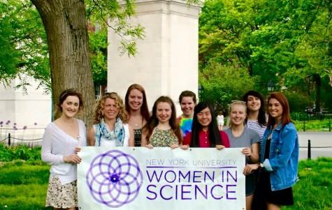 Women In Science Pilots Mentor Program for Freshman Entering STEM Fields