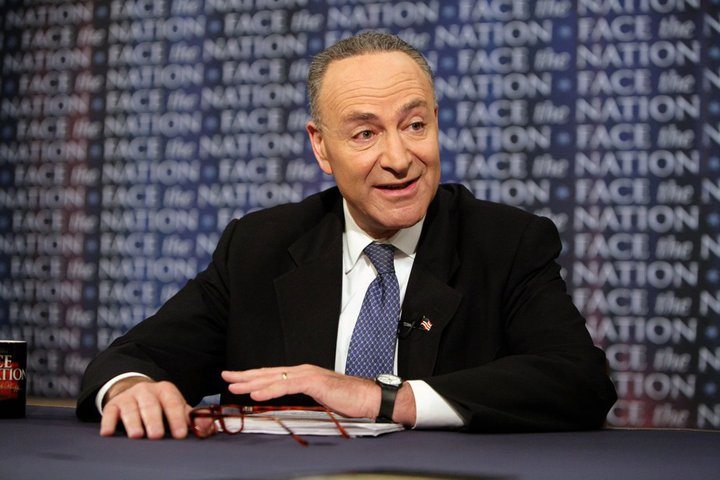 Senator+Chuck+Schumer+wants+to+help+students+graduate+university+debt-free+using+the+%23InTheRed+debate+rather+than+trying+to+pass+a+bill+through+Congress.+