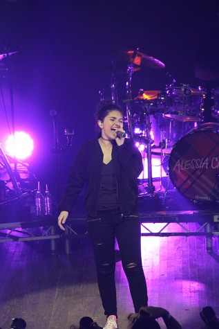 19-year-old Alessia Cara Wows at Webster Hall