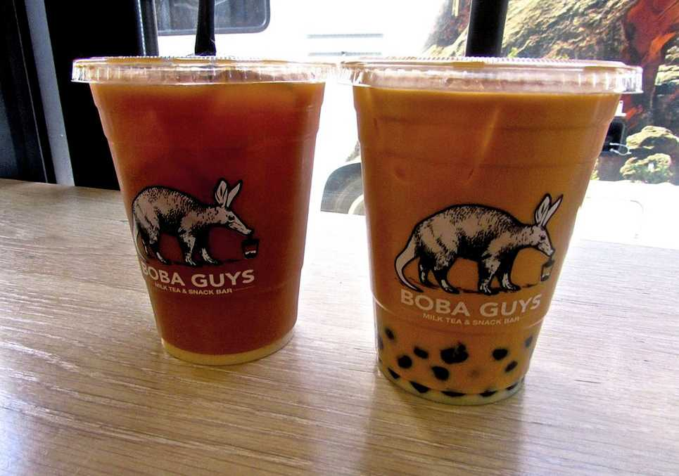 The Boba Guys don't make just your average bubble tea.