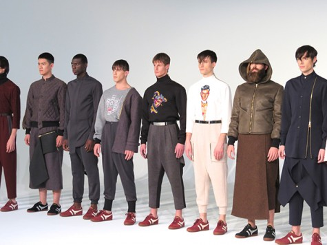 Wood House Fall/Winter 2016