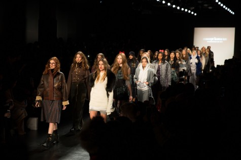 Concept Korea Womenswear Fall/Winter 2016