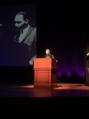 Diversity Talks, Humanitarian Award Highlight of MLK Week