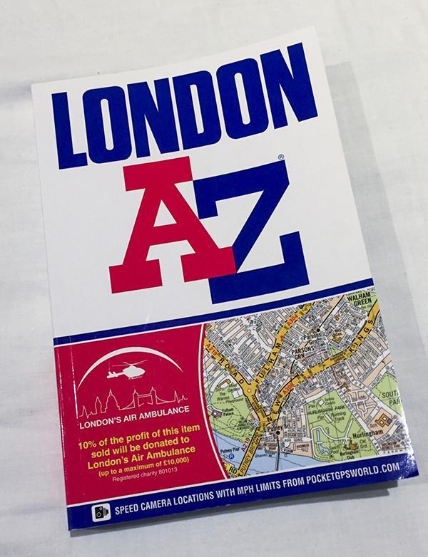 Even+with+a+map+in+hand%2C+Thomas+Devlin+found+out+that+navigating+London+was+harder+than+he+thought.