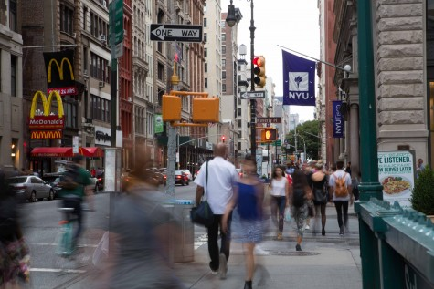 NYU Hit With Lawsuit Alleging Discrimination and Retaliation