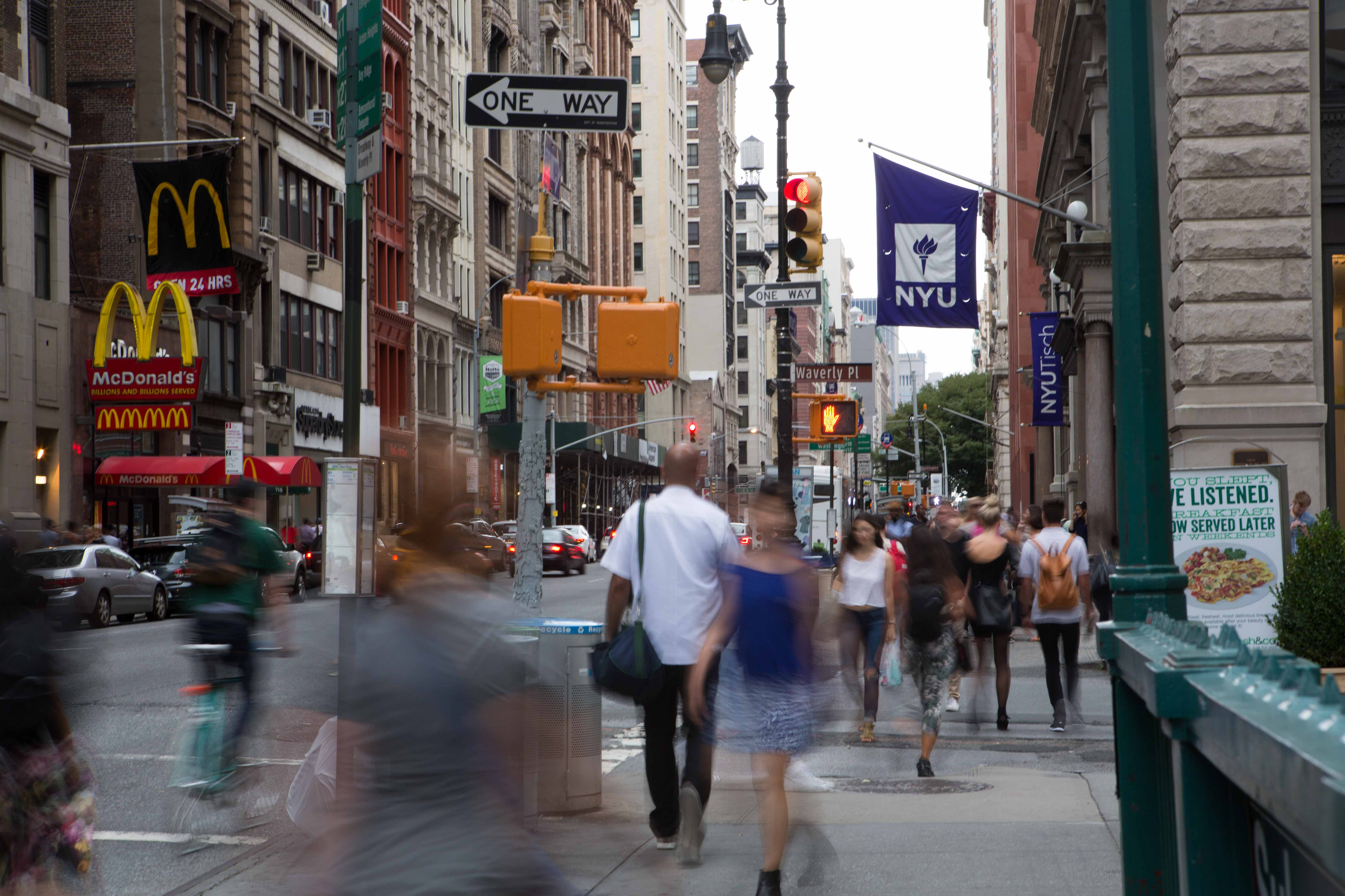 Amid claims that NYU does not foster an inclusive environment for people of color, a new lawsuit against the university claims that an employee faced discrimination in his time here.