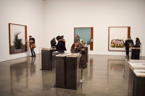 Flowers of Diplomacy Wilt at Gagosian