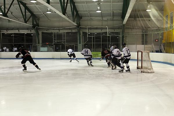 The NYU Ice Hockey team once again won both their matches over the weekend.