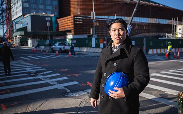 Current Tandon Senior, Darren Yee, is leading the NYU team in SpaceX's Hyperloop design competition.