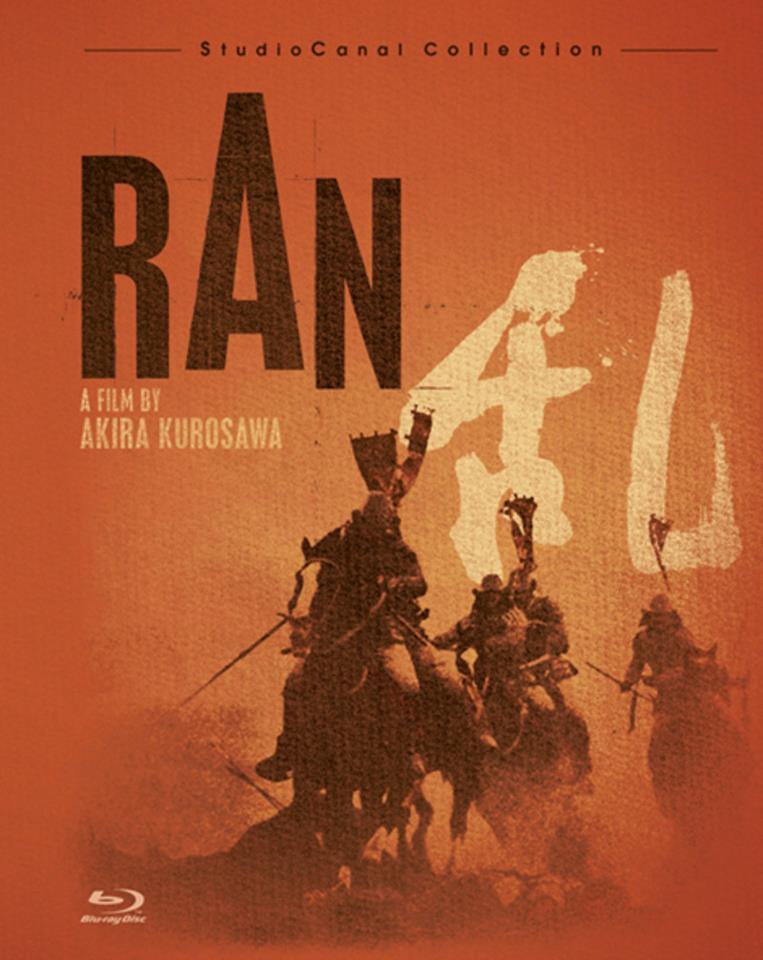Akira Kurosawa's film Ran is being brought back to life in a 4K restoration.