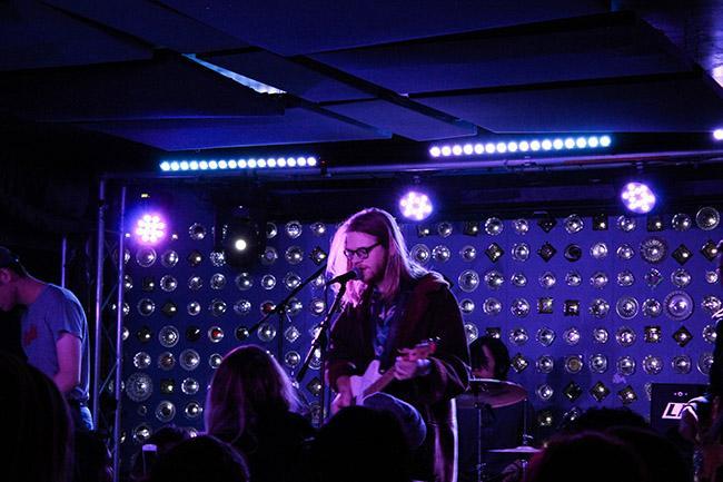 NYU+band+Field+Trip+opened+for+MOTHXR+in+Williamsburg+last+Friday+night.