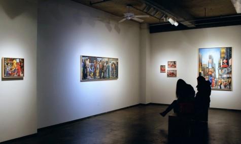 Elmo Drinks Soda and Subway-goers Cower in Elaborate Chelsea Gallery