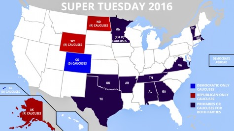 It's Super Tuesday — Here's Who NYU Students Want to Come Out Ahead