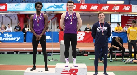 Track Hosts UAA Championships at 168th Street Armory