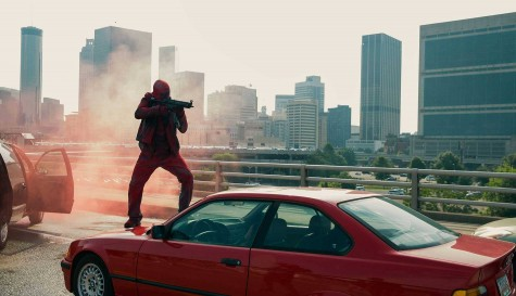 'Triple 9' Collapses Under Weight of Its Own Star