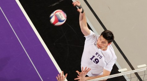 Volleyball Gets Swept By Cross-River Rival