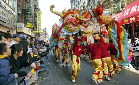 This Weekend: Chinese New Year, Star Wars and More